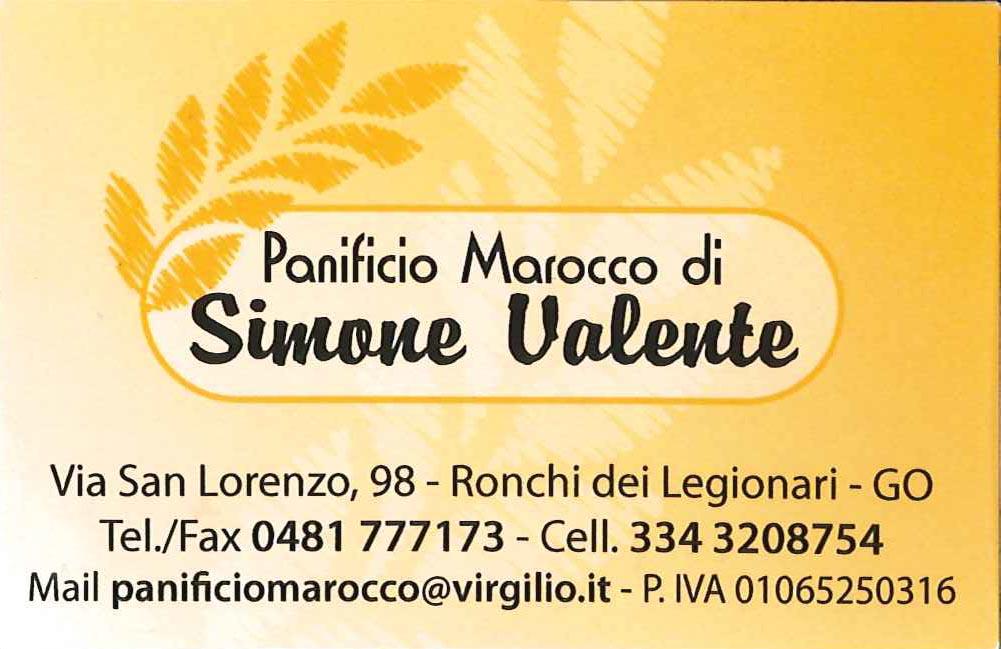 Panificio Marocco-Valente