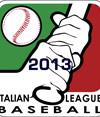 FIBS logo - promozione New Black Panthers Ronchi Baseball 2013