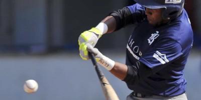 New Black Panthers - Ronchi Baseball - Ramon Bonilla